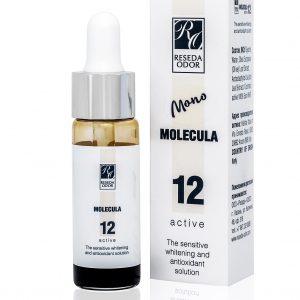 Мономолекула №12 ResedaOdor, выравнивание тона кожи и защита от пигментации